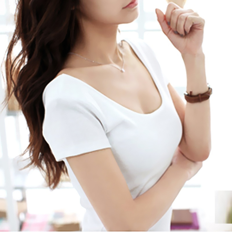 Женская футболка t 100% o женская футболка new stripe top t 2015 o vt237