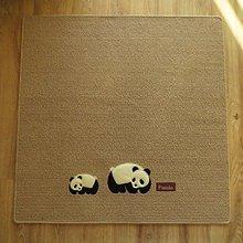 Cute Dog Panda Cat Design Area Rug Carpets For Living Room Table Mat BeigeChina