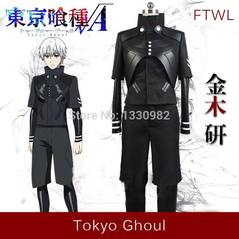 Halloween-Costume-Tokyo-Ghoul-Cosplay-Kaneki-Ken-Cosplay-Combat-Costume-Armor-Mask-Wig-Full-Set