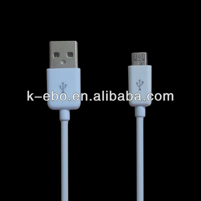Micro USB Cable for Data transfer and Charging 1meter(China (Mainland))