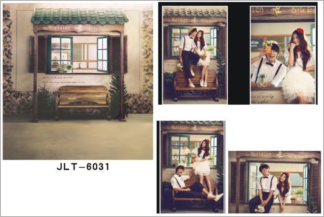 300*500cm Vinyl Muslin Photography Backdrops Prop Wedding Dress Background JLT-6031