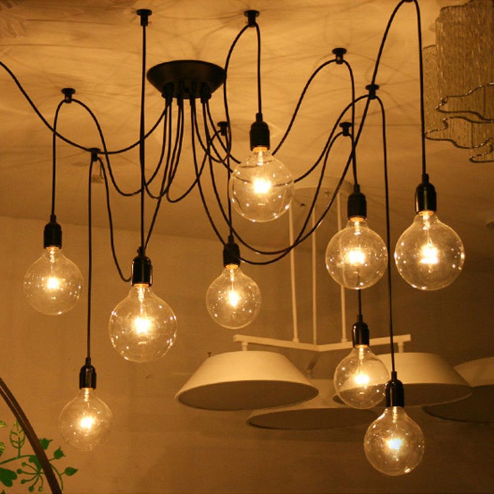 Edison Lamp Fixtures Edison Bulb Pendant Lamp
