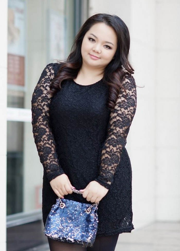 2015 New High Quality Summer Clothing Hot Selling Plus Size Long Sleeves Sexy Dresses Women Big Size Lace Elegant Dress Vestidos(China (Mainland))