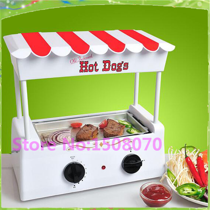 new china supplier waffle hot dog maker electric small muffin hot dog and corn making machine. Black Bedroom Furniture Sets. Home Design Ideas