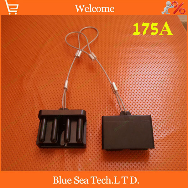 4 pcs New 175A 600V Power Connector Battery Plug socket sheath(not include plug),2P UPS sheath,dust cap(China (Mainland))