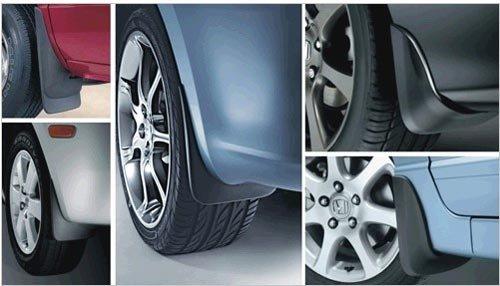 Rear &amp; Front Car accessory Mudguard Mud Flaps Splash Guard Black 4PCS Fit For PEUGEOT 308 2012 2013 2014<br><br>Aliexpress