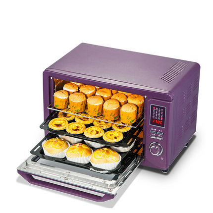 Loyola/ loyal HBB-X6 household electric oven baking cakes multi-function electronic intelligent computer type(China (Mainland))