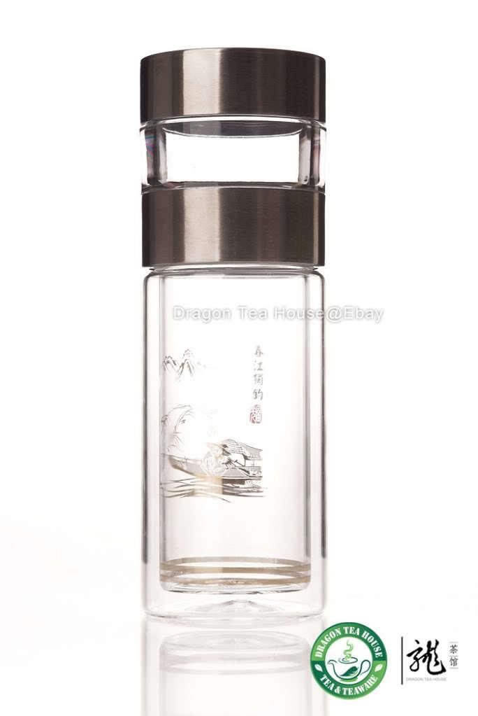 achetez en gros verre thermos en ligne des grossistes verre thermos chinois. Black Bedroom Furniture Sets. Home Design Ideas