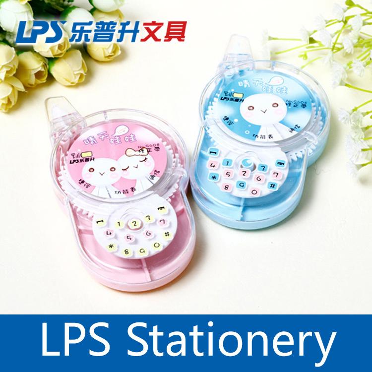 Free shipping Boys and girls correction tape 9608 for school for student,correction tape for school,correction product(China (Mainland))