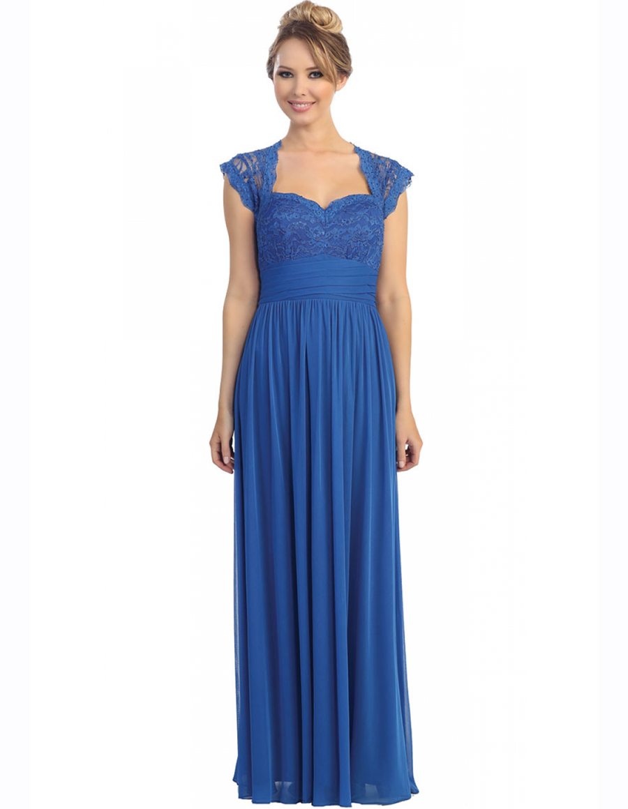Blue long lace up plus size prom dresses 2015 new arrived for Plus size dresses weddings and proms