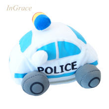 STUFFED car toys for baby education toys cheap high quality cars printed model car free shipping boys gift mini cute(China (Mainland))