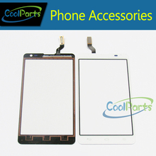 Buy Black / White Color 10PC/Lot LG L9 II D605 Touch Screen Digitizer Touch Panel Glass Replacement Part for $33.00 in AliExpress store