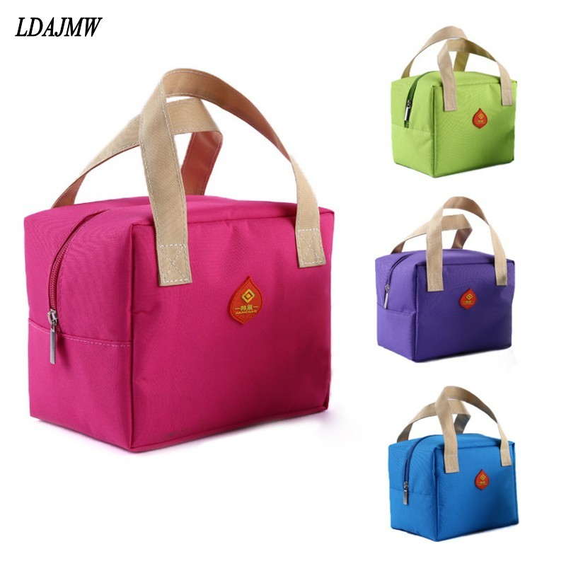 LDAJMW Portable Travel Picnic Cooler Bag Keep Fresh Thermos Storage Bag Thermal Food Ice Pack Lunch Bags Milk Bottle Organizers(China (Mainland))