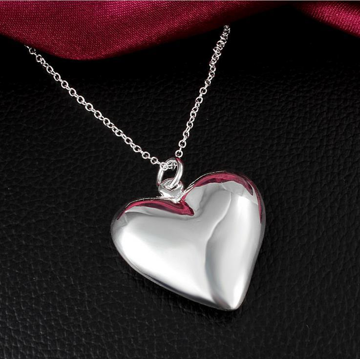 Korean pop song jewelry wholesale high-gradeSweater necklace heart-shaped pendant necklace(China (Mainland))