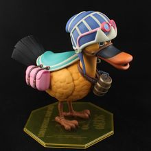 2016 free shipping japan anime POP One piece Karoo duck toy action figure