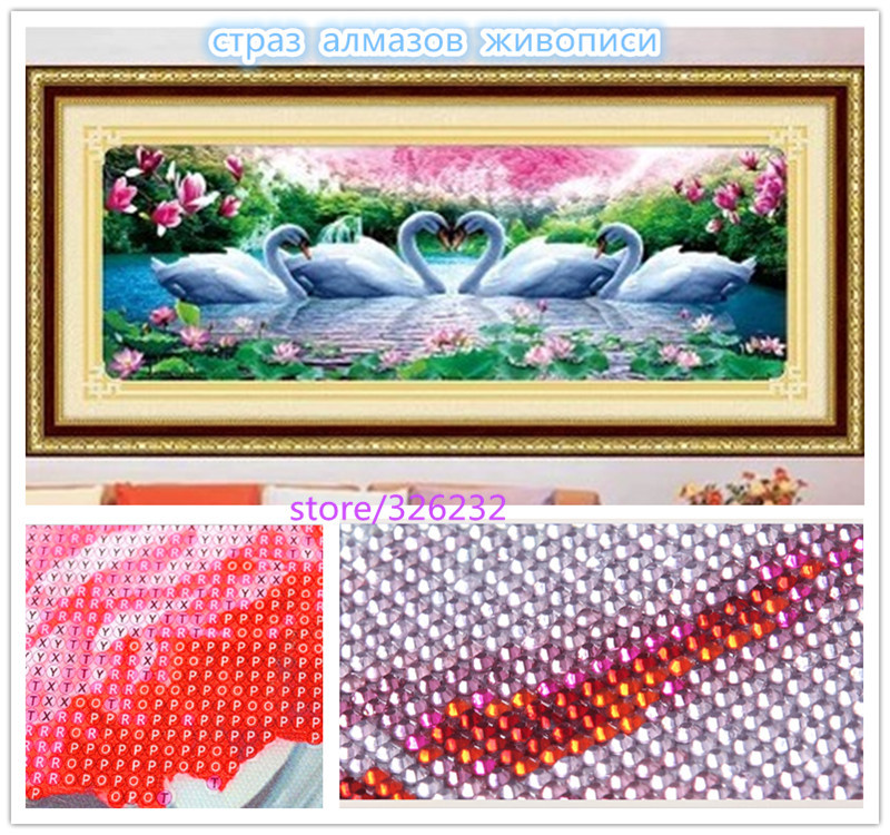 2015 5D diamond painting cross stitch embroidered diamond to the drilling circle diamond drill needwok embroidery(China (Mainland))