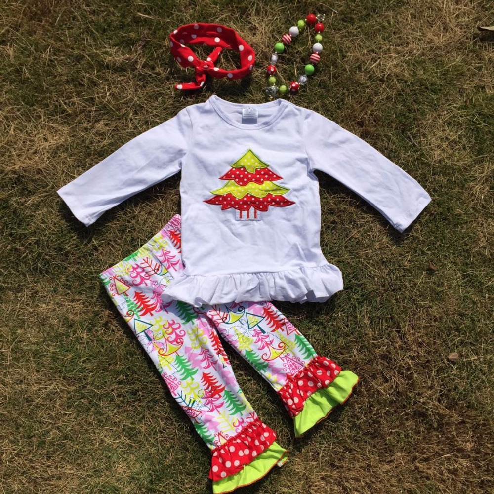 Aliexpress Buy baby clothes Christmas tree outfuts