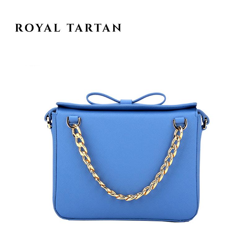 ROYAL TARTA Genuine Leather luxury Mini women Messenger bags 2016 famous brand designer Chain women handbags