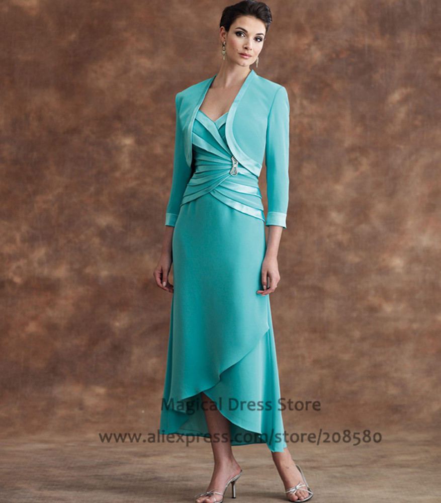 Turquoise Mother Of The Bride Dresses - Wedding Dresses In Redlands