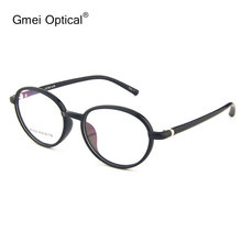 Gmei Optical JB5802 Oval Full-Rim Frame Eyeglasses for Women Glasses Spectacles with 5 Optical Colors