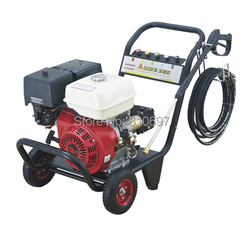 LB-200A/B/D gasoline/diesel high pressure washer with good quality car wash machine industrial cleaning machine(China (Mainland))