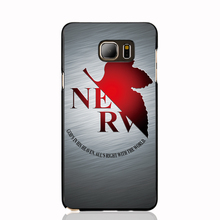12287 Neon Genesis Evangelion cell phone case cover for Samsung Galaxy Note 3,4,5,E5,E7 CORE Max G5108Q