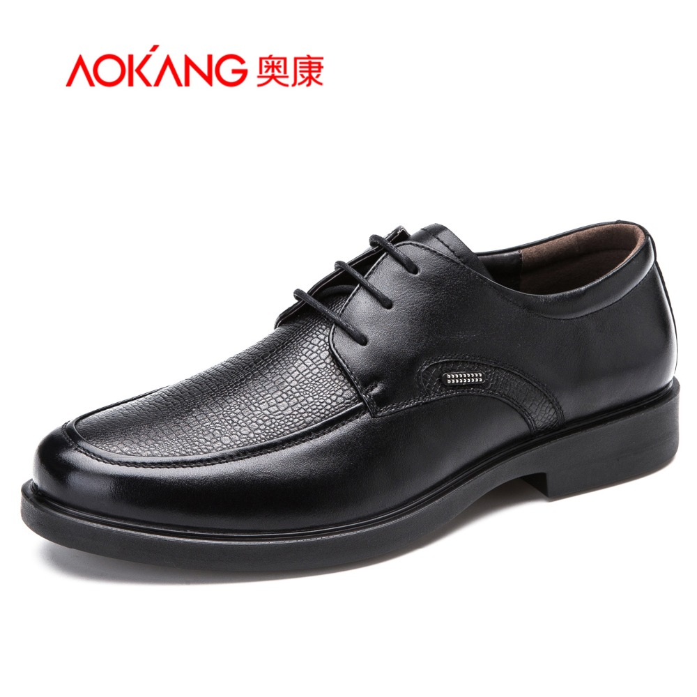 aokang 2016 new arrival high quality dress shoes