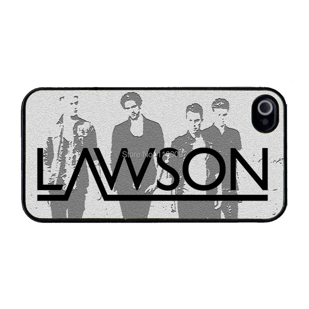 FREE SHIPPING Brand New Lawson Boy Band Phone Case for iphone 4 4s , 5 5s , 5c , 6 , 6 plus Durable TPU Case Cover(China (Mainland))