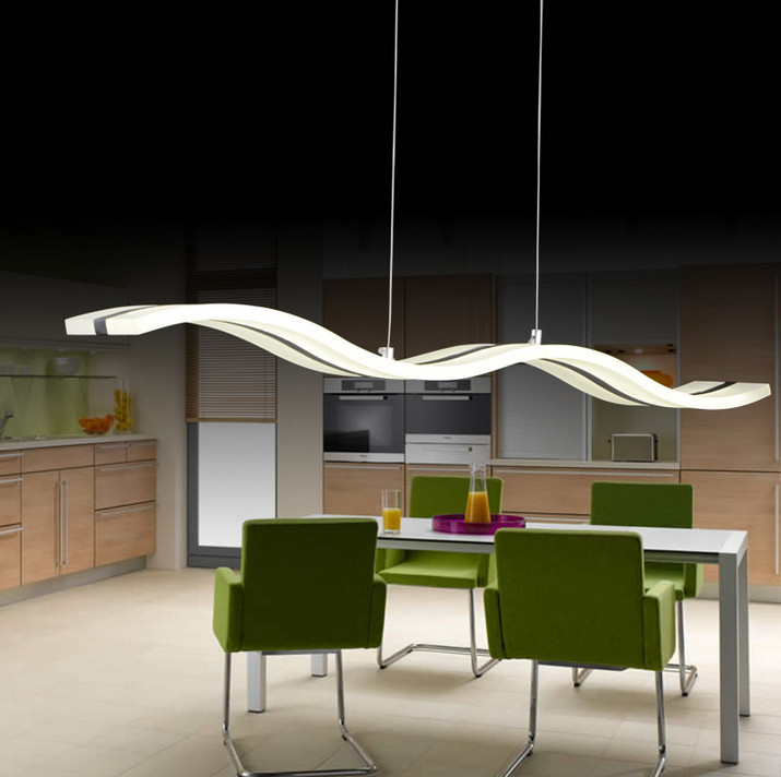 Tapesiicom  Led Pendant Lights Dining Room  Collection of
