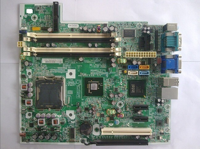 original motherboard for 461536-001 450667-001 COMPAQ DC5800 SMALL FORM FACTOR PC well tested working(China (Mainland))