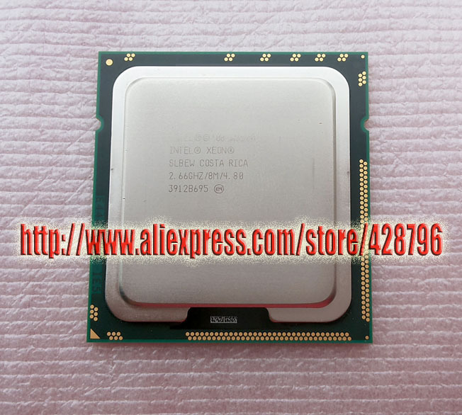 Quad-Cores CPU W3520 2.66GHZ/8MB 4.8GT/s QPI LGA1366 SLBEW,Pulled from a working M Pro MB871,A1289<br><br>Aliexpress