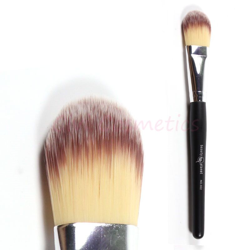 Deal Ultra fine Bristle Professional Foundation Brush Makeup Brushes Tools