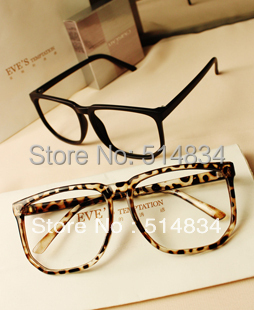 2pcslot 2015 Fashion Leopard Print Eyeglasses For Both