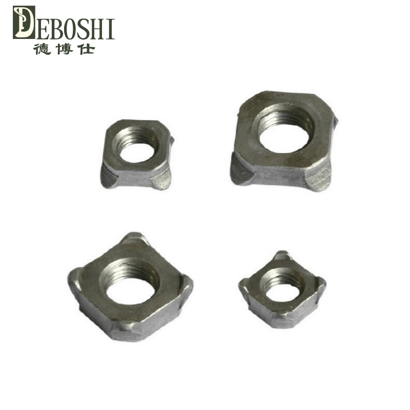Qualities of the four corners of the four corners of spot-welding nut complete nut nut M6<br><br>Aliexpress