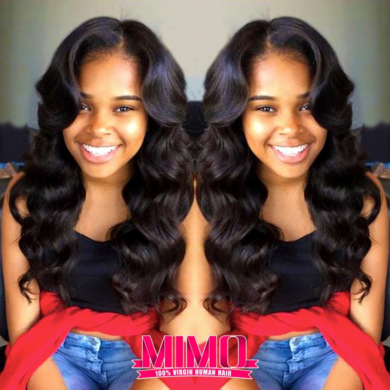 Brazilian Body Wave 4 Bundles Natural Black Brazilian Virgin Hair Unprocessed Virgin Human Hair Wefts<br><br>Aliexpress