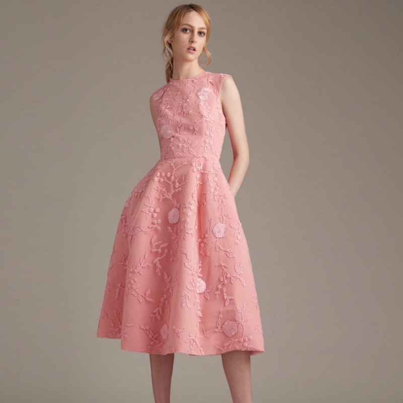Pink Summer Dresses Dress Yp
