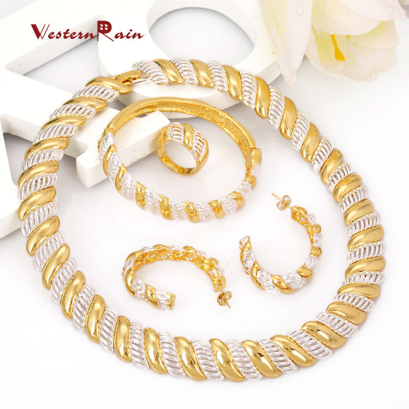 WesternRain 2015 New Arrival Jewelry Fashion 18k Gold Plated Charming Sweater Chain Women Statement Necklaces&amp;Pendants A407<br><br>Aliexpress