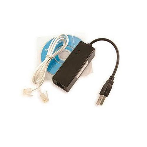 USA Stock! 56K USB External Dial Up Voice Fax Data V.92 V.90 Modem Window 7 XP/Vista 64bit(China (Mainland))