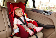 2016 Fashion High Quality Portable Baby Car Seats Child Baby Car Safety Seat ,Belt Seat Chair 3 Colors Kid Protection (China (Mainland))