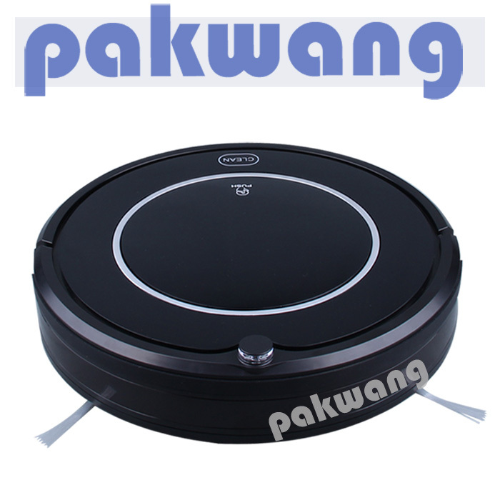2014 Newest Wet and Dry Mopping Robot Vacuum Cleaner With Schedule, Two Side Brushes,Self Charge,steam vacuum cleaner prices(China (Mainland))