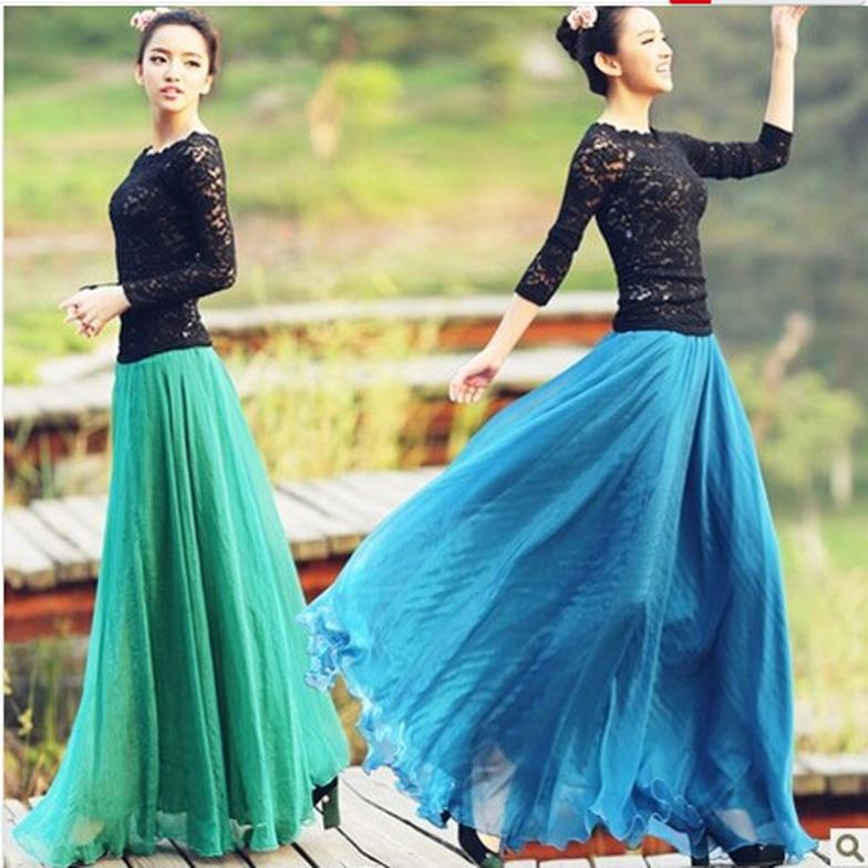 Long maxi skirts for sale – Modern skirts blog for you