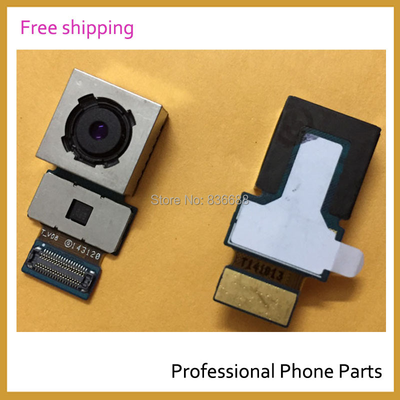 Original Mobile Phone Parts Back Camera For Samsung Galaxy Note 4 N910v Rear Camera , Free Shipping
