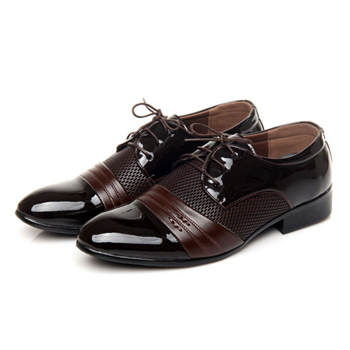 discount sale pointed toe oxfords brogues shoes patent