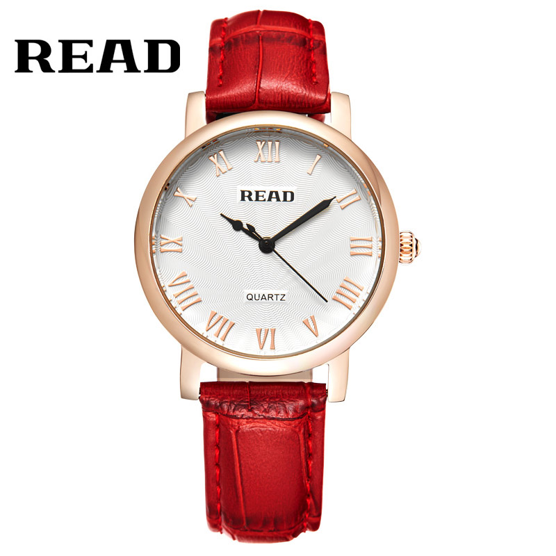 Quartz-Watch Women Clock Leather Watch Relogio Feminino Lady Watch Women WhiteTop Brand luxury Water Resistant<br><br>Aliexpress