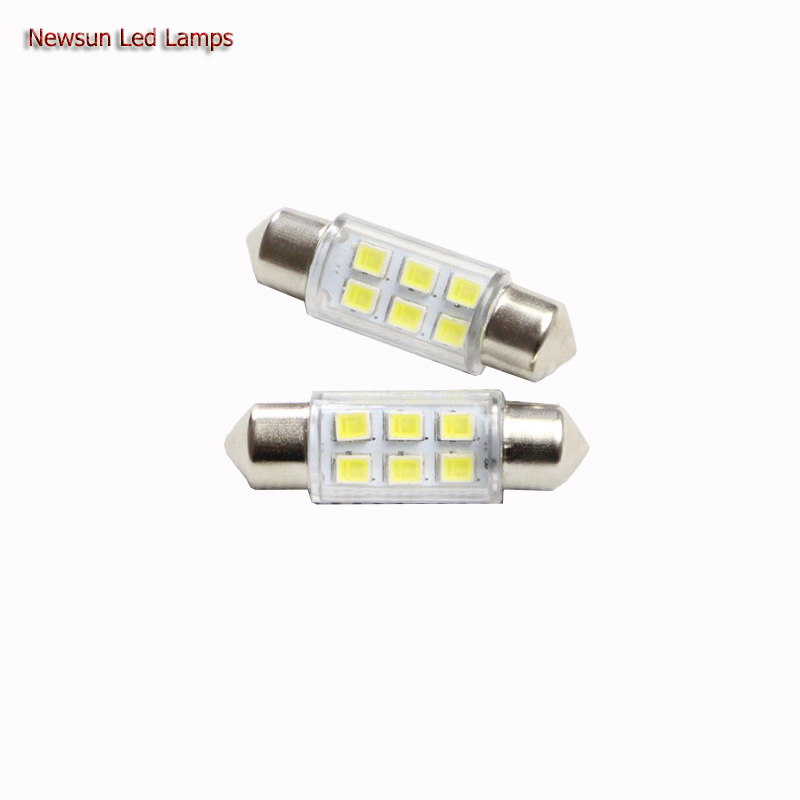 2015 new festoon 36mm 6smd auto car led bulbs interior dome lights white 12v reading lamp plug. Black Bedroom Furniture Sets. Home Design Ideas
