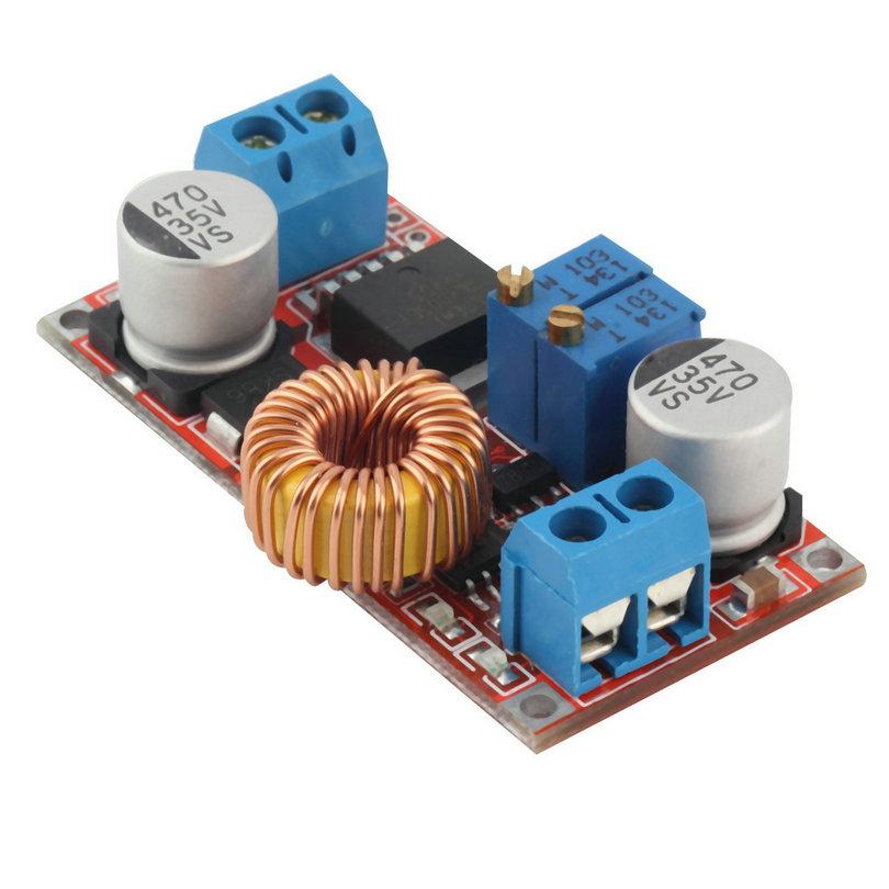 Высокое качество 5A тока в постоянный CC CV литиевая батарея сыходзь зарядка совета из светодиодов питания конвертер из светодиодов драйвер зарядное устройство