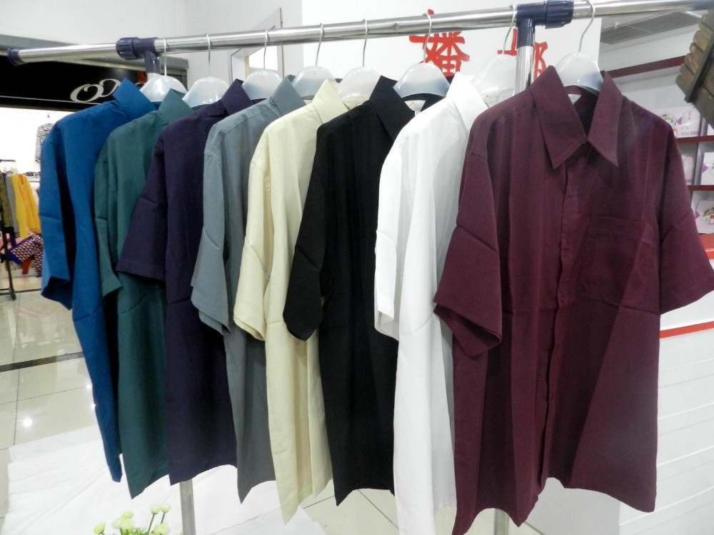 men silk shirts - ChinaPrices.net