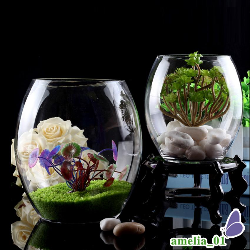 Acquista all 39 ingrosso online bicchiere piccolo acquario da for Ingrosso pesci rossi