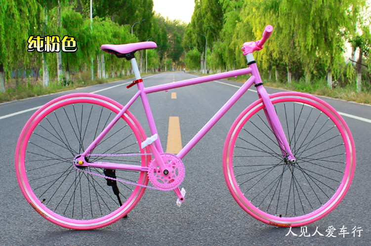 Racing bikes Genuine Fixed Gear Bikes Fixed Gear Bicycle Performance Bicycle(China (Mainland))