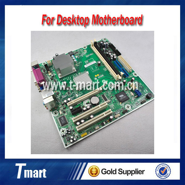 100% working Desktop motherboard for HP DX2040 570030-001 533812-001 System Board fully tested(China (Mainland))